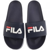 Product Image for Fila Vintage Drifter Sliders Navy