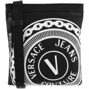 Product Image for Versace Jeans Couture Crossbody Bag Black
