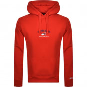 Product Image for Tommy Jeans Timeless Hoodie Red