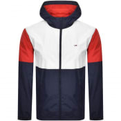 Product Image for Tommy Jeans Windbreaker Jacket White