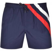 Product Image for Fila Vintage Danai Swim Shorts Navy