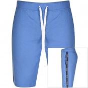 Product Image for Ralph Lauren Loungewear Logo Shorts Blue