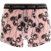 Product Image for Calvin Klein Underwear Trunks Pink
