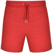 Product Image for Luke 1977 Great Gold Lion Swim Shorts Red