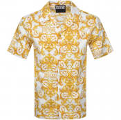 Product Image for Versace Jeans Couture Short Sleeve Shirt White