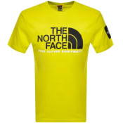 Product Image for The North Face Fine Alpine 2 T Shirt Green