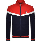 Product Image for Fila Vintage Flint Track Top Red