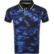 Product Image for Psycho Bunny Cordova Classic Polo T Shirt Navy