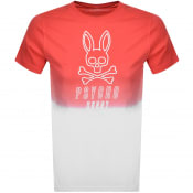 Product Image for Psycho Bunny Fairbanks Crew Neck T Shirt Pink