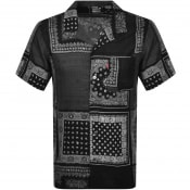 Product Image for Levis Cubano Short Sleeved Shirt Black