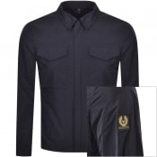 Product Image for Belstaff Command Overshirt Jacket Navy
