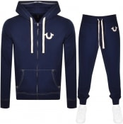 Product Image for True Religion Tracksuit Navy