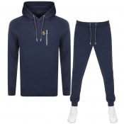 Product Image for Luke 1977 Los Angeles Rome Tracksuit Navy