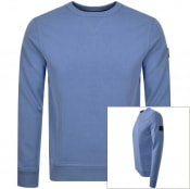 Product Image for BOSS Walkup Sweatshirt Blue