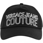 Product Image for Versace Jeans Couture Logo Cap Black