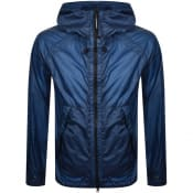 Product Image for CP Company Hooded Jacket Blue
