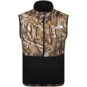 Product Image for The North Face Denali Vest Brown