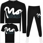 Product Image for Money Three Pack Tracksuit Black