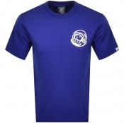 Product Image for Billionaire Boys Club Astro Logo T Shirt Purple