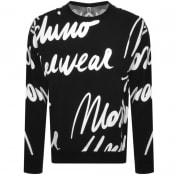 Product Image for Moschino Logo Sweatshirt Black
