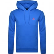 Product Image for Converse Star Chevron Logo Hoodie Blue
