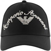 Product Image for Emporio Armani Logo Baseball Cap Navy