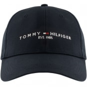 Product Image for Tommy Hilfiger Established Baseball Cap Navy