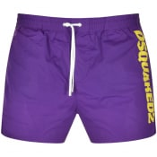 Product Image for DSQUARED2 Swim Shorts Purple