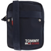 Product Image for Tommy Jeans Campus Reporter Bag Navy