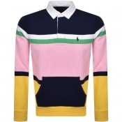 Product Image for Ralph Lauren Rugby Polo Sweatshirt Navy