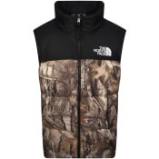 Product Image for The North Face 1996 Nuptse Down Gilet Brown
