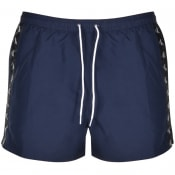 Product Image for Calvin Klein Logo Swim Shorts Navy