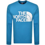 Product Image for The North Face Standard Crew Neck Sweatshirt Blue