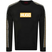 Product Image for HUGO Dubeshi Sweatshirt Black