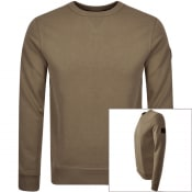 Product Image for BOSS Walkup Sweatshirt Brown