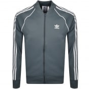 Product Image for adidas Originals Superstar Track Top Grey