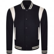 Product Image for Emporio Armani Bomber Jacket Navy