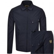 Product Image for Belstaff Camber Overshirt Jacket Navy