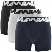 Product Image for Money 3 Pack Chop Trunks White