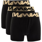 Product Image for Money 3 Pack Chop Trunks Black