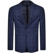Product Image for BOSS Nolvay 1 Blazer Jacket Navy