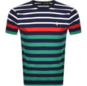 Product Image for Ralph Lauren Short Sleeve T Shirt Navy