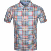 Product Image for PS By Paul Smith Casual Short Sleeved Shirt Grey