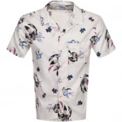 Product Image for PS By Paul Smith Casual Short Sleeved Shirt White