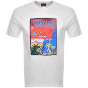 Product Image for PS By Paul Smith Fantasma T Shirt White