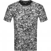 Product Image for PS By Paul Smith Crowd Print T Shirt White