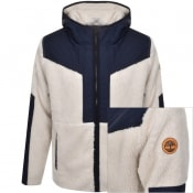 Product Image for Timberland Faux Shear Fleece Jacket Navy