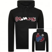 Product Image for Money Swish Chenille Hoodie Black