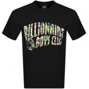 Product Image for Billionaire Boys Club Arch Camo Logo T Shirt Black