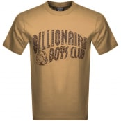 Product Image for Billionaire Boys Club Arch Logo T Shirt Brown